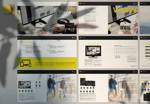 Website Project Presentation