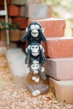 See No Evil Monkies