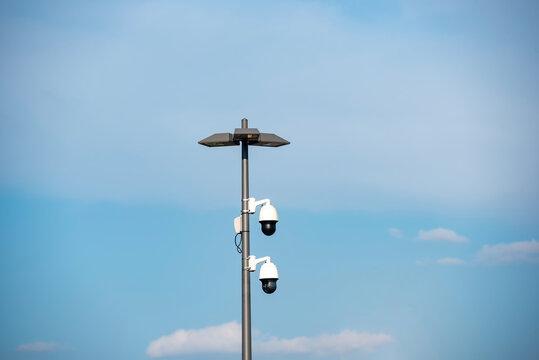 car park video surveillance cameras