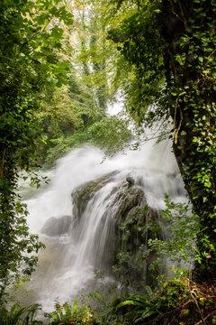 Marmore Woterfalls 6 (Cascata delle Marmore Italy)