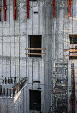 Under construction site details
