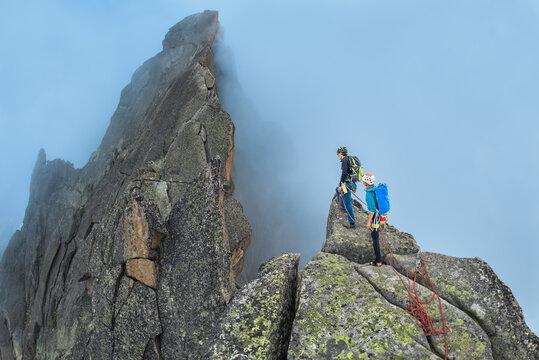 Summit in reach