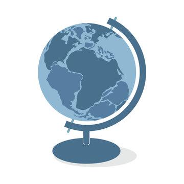 Globe Sphere World Map