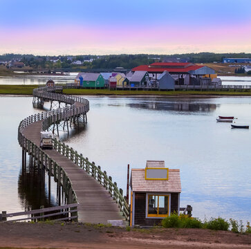 Pays de la Sagouine, New Brunswick, Canada