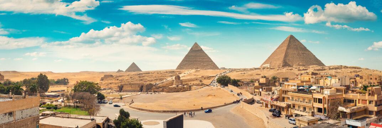 Panorama of Giza