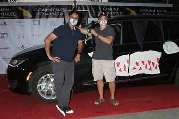 Best Decorated Car in attendance for Catalina Film Festival 10-Year Anniversary - FRI