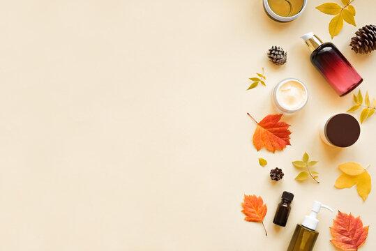 Autumn Skin Care Cosmetics