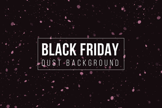 Black Friday Abstract Colorful Snow Dust Texture Pattern Background, Brush stroked painting