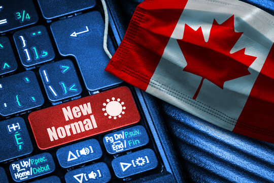 New Normal in Canada during Covid-19