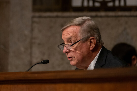 James Comey, Former, FBI Director, testifies before the Sen. Judiciary Committee