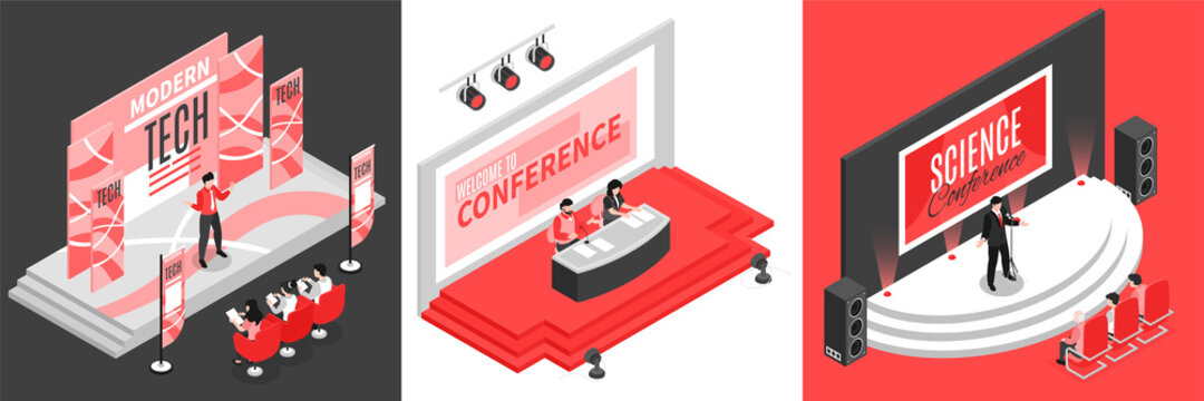 Conference Hall Design Concept