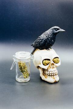 Halloween Weed