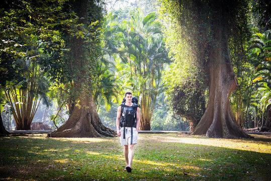 Sri Lanka Backpacker