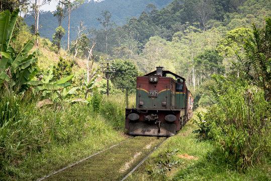 Sri Lanka Zug