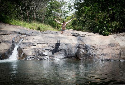 Sri Lanka Kopfsprung