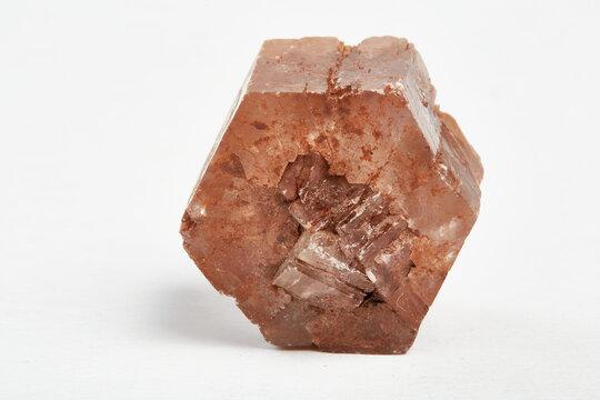 Aragonite, Calcium carbonate from Cuenca, Spain