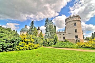 Zamek w Krasiczynie, Polska