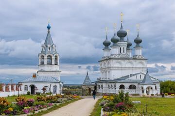Photo sur Aluminium Fleur Convent in the city of Murom - Russia