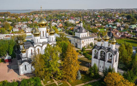 Nikolsky Monastery in Pereslavl-Zalessky