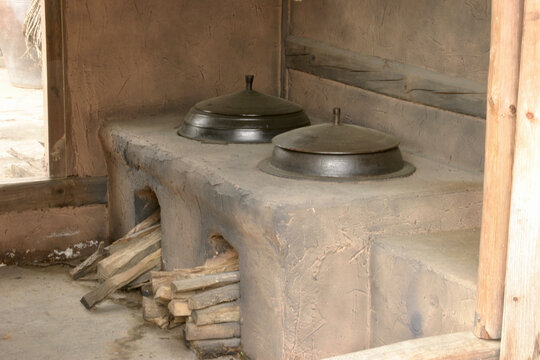 ancient kitchen in seoul