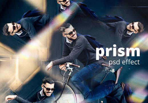 Prism Photo Effect