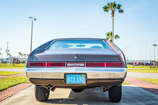 1970 American Motors AMX Coupe