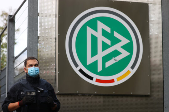 German prosecutors and tax authorities search offices of the German Football Association (DFB) as well as homes of current and former DFB officials on suspicion of tax evasion