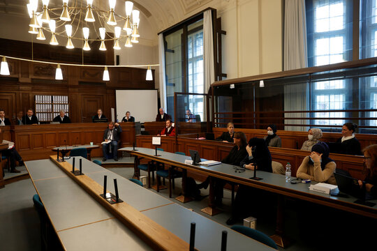 Vadim K., accused of killing a Chechen exile, stands trial in Berlin
