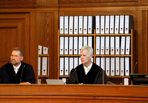Trial of Vadim K., accused of killing a Chechen exile, starts in Berlin