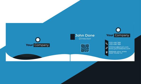 professional business card design, Minimalist luxury modern business card, unique business card