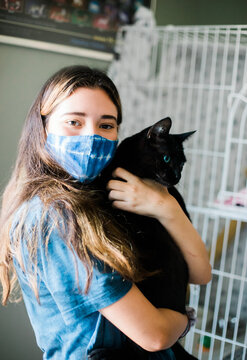 Evacuation and Cat Reunion with Teen - Prepare to Evacuate with a Pet