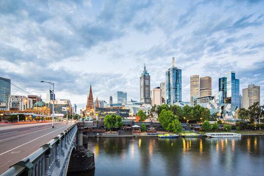 Princes Bridge Melbourne