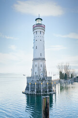 Lindau lighthouse
