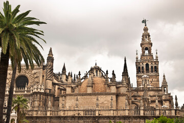 Cathedral. Sevilla. Spain.