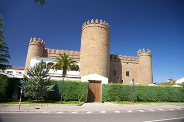 Zafra castle