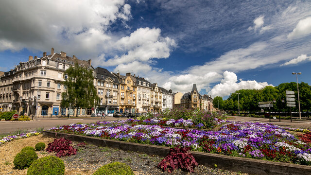Parc of Thionville France