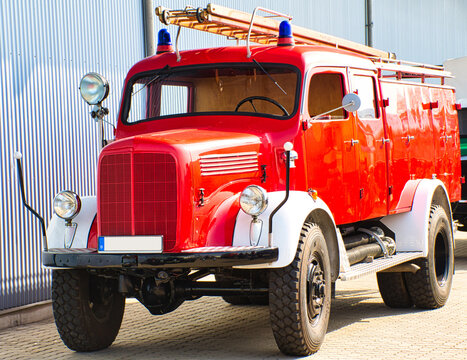 Oldtimer Feuerwehr