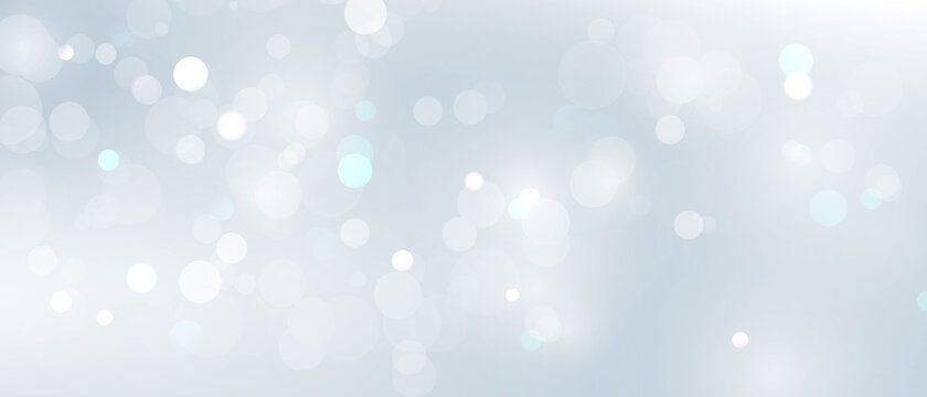 abstract blurred light element that can be used for cover decoration bokeh background vector