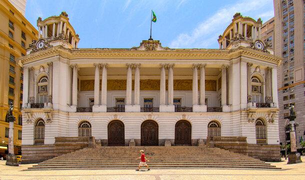 A Câmara Municipal do Rio de Janeiro é o órgão legislativo do município do Rio de Janeiro.