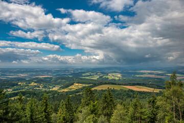 Ziemia Kłodzka, piękny teren na południu Polski
