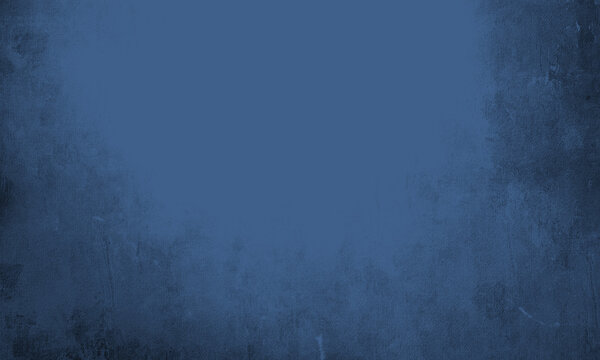 Dark grunge texture with abyss color background