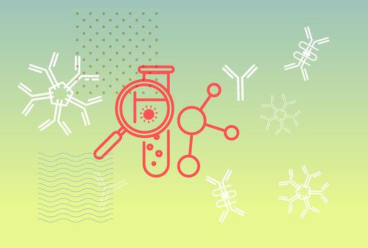 Immunoglobulin Test - Complex Protein - Icon