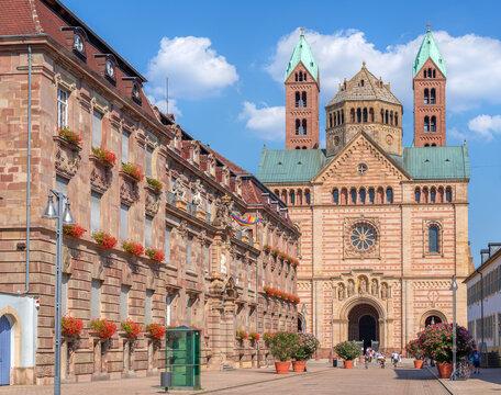 Dom zu Speyer, Speyerer Dom