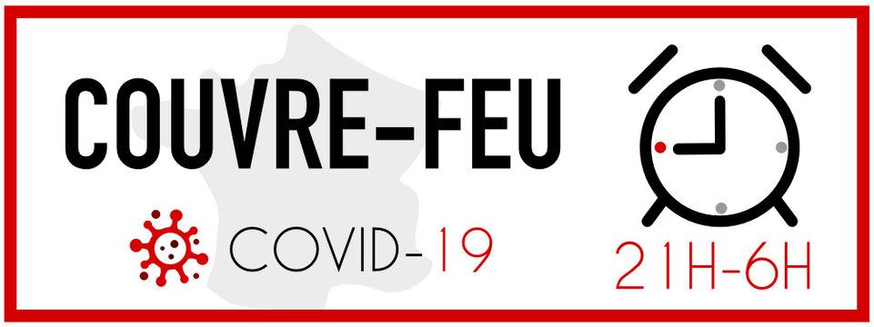 Couvre-feu Covid-19