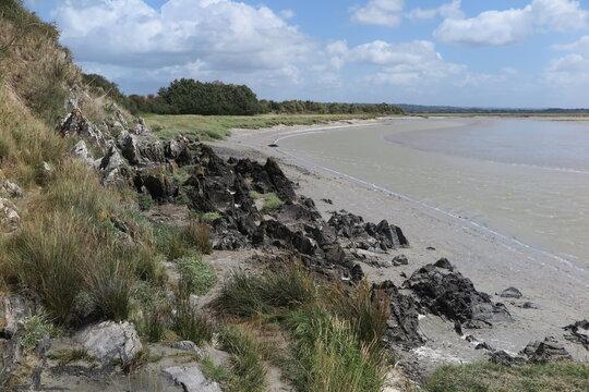 Pointe de Grouan du Sud, Normandie