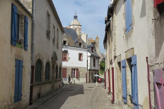 Altstadt von Le Croisic, Loire-Atlantique