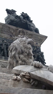 Statua di leone 4