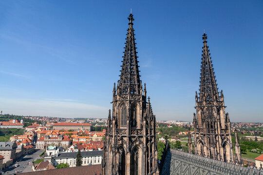 St. Vitus Cathedral. Prague