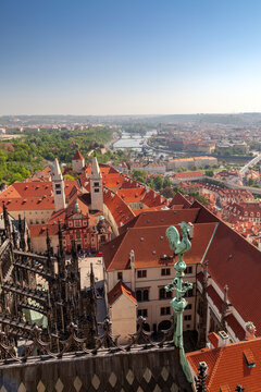View of the Prague