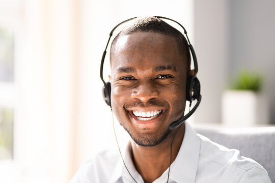 Customer Support Call Center Operator
